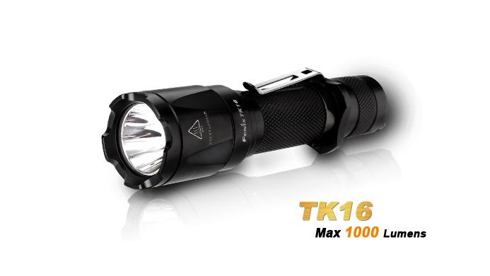 fenix tk16 cree xm l2 u2 led taschenlampe flashlight 1000. Black Bedroom Furniture Sets. Home Design Ideas